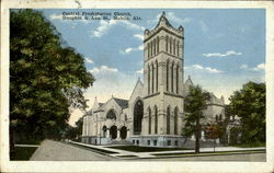 Central Presbyterian Church, Dauphin & Ann St.