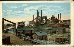 Bethlehem Steel Co.'S Furnaces