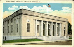 United States Post Office, Arctic Postcard
