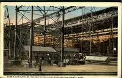 Fore River Plant, Bethlehem Shipbuilding Corporation