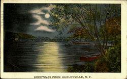 Greetings From Hurleyville, N.Y.