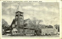 West Roxbury Congregational Church