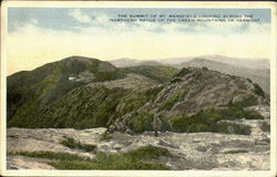 The Summit Of Mt Mansfield
