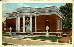 Charlottesville Public Library
