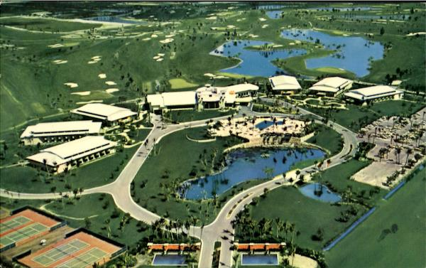 Doral, Hotel And Country Club Miami Florida