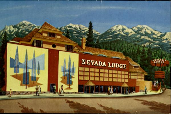Nevada Lodge Lake Tahoe Casinos & Gambling