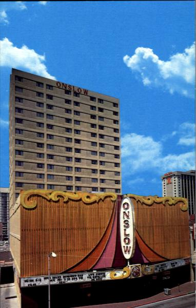 Onslow Hotel Casino 133 N Virginia Street Reno Nv