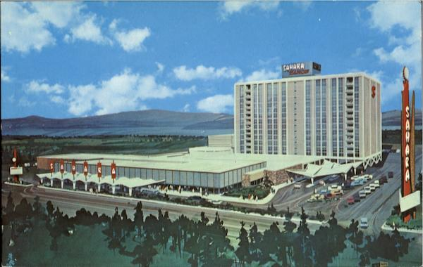 The Sahara Tahoe - Stateline Lake Tahoe Nevada Casinos & Gambling