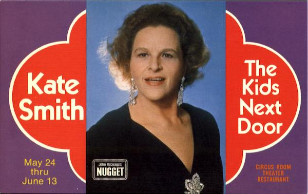 Kate Smith The Kids Next Door Celebrities