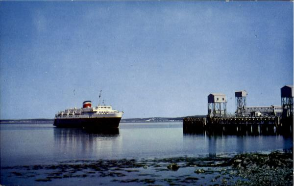 Yarmouth - Bar Harbor Ferry Boats, Ships
