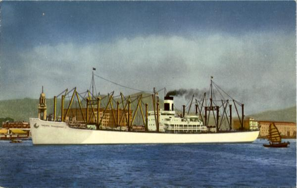 S.S.Pacific Transport Boats, Ships