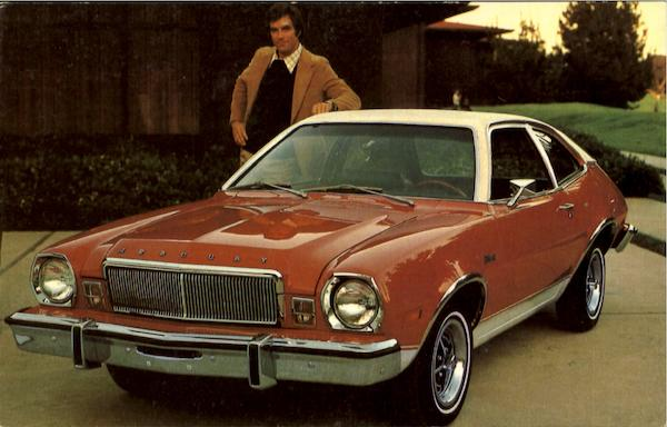 1975 Mercury Bobcat 3-Dr. Runabout Cars Advertising