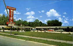 Suwanne Motel And Restaurant, Located On Highway 41 And 129