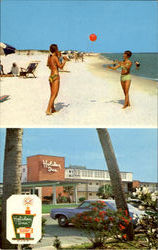 Holiday Inn, U.S. Highway 98, Near Ft. Walton Beach Post Office Box 125 Postcard