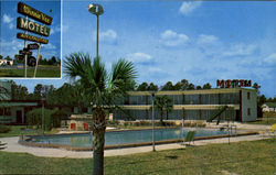 Winnie Vee Motel, Junction Hiways U.S. 17 - A1a-Fla. 200 Yulee