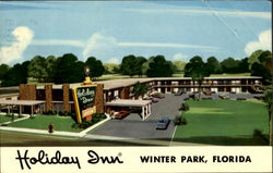 Holiday Inn, 901 N. Orlanddo Avenue Winter Park, Fla 32789