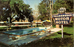 Tallahassee Motor Hotel And Dining Room, N. On U.S. 27