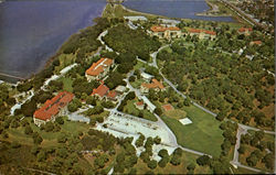 Air View Of Bay Pines Veterans Hospital