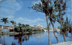 Boca Raton Club View Over Lake