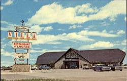 Country Villa Restaurant And Lounge, 74th Avenue & U.S. 19