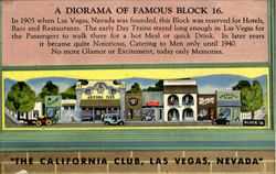 The California Club Postcard