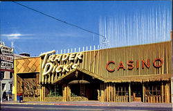 Trader Dick's Restaurant - Casino, 3 miles East of Reno