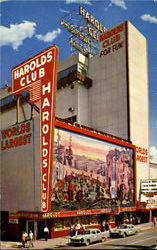 Fabulous Friendly Harolds Club