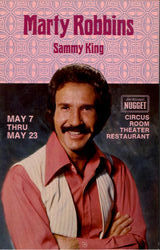 Marty Robbins Sammy King