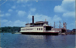 "Ferryboat ""Brinckerhoff"", Mystic Seaport"
