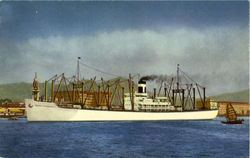 S.S.Pacific Transport