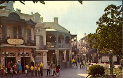 New Orleans Panorama, Disneyland
