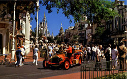 Main Street Memories, Disneyland
