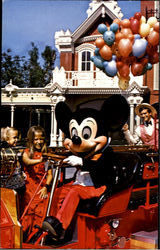 "The ""Chief Firemouse"", Disneyland"