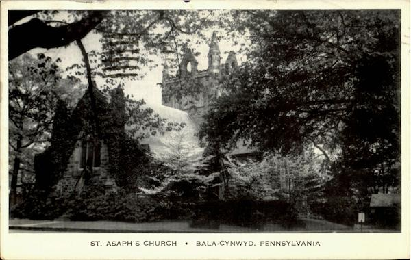 St. Asaph'S Church Bala-Cynwyd Pennsylvania