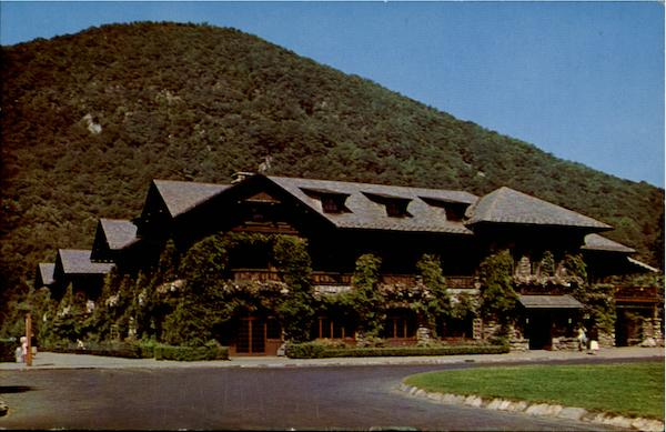 Bear Mountain Restaurant New York