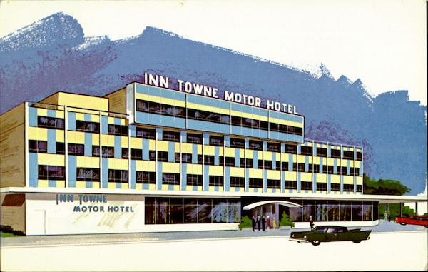 Albany'S Only Inn Towne Motor Hotel, 300 Broadway New York