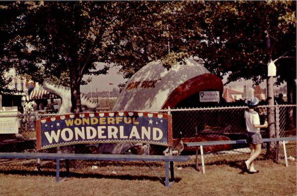 WONDERFUL WONDERLAND Great Danbury Fair Amusement Parks