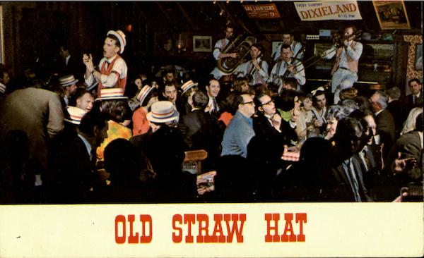 Green Brook Nj >> Old Straw Hat, The Place That Aims To Entertain, Route 22