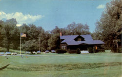 The Club House Of The Otsego Golf Course