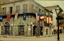 The Old Absinthe House Postcard