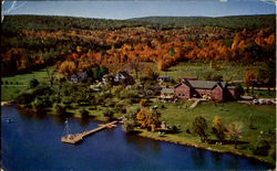 Brookdale-On-The-Lake Postcard