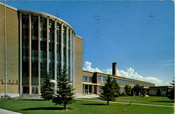 Civic Auditorium Postcard