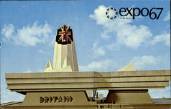 GREAT BRITAIN PAVILION Expo 67