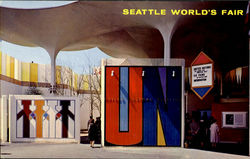 United Nations Pavilion At The Seattle World'S Fair