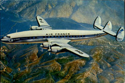 Air France Giant Super Constellation