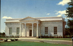 The Sam Rayburn Library