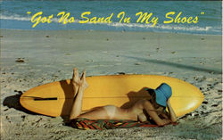Got No Sand In My Shoes/Sand And Surf