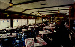 MIKE GORDON SEAFOOD RESTAURANT, 1201 N. E. 79th ST Postcard