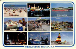 Wildwood By The Sea
