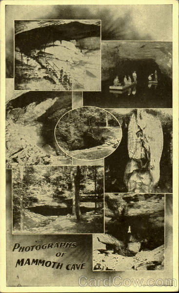 Photographs Of Mammoth Cave Mammouth Cave Kentucky